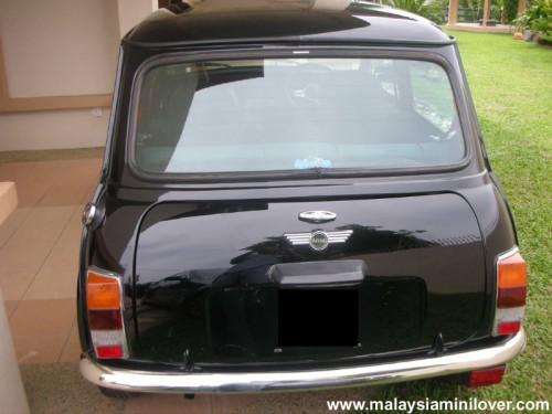 1995 Mini Tartan