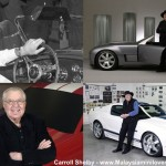 <b>Goodbye Carroll Shelby, we will be missing you</b>