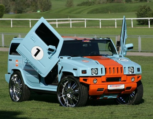 Modified Hummer