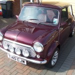 <b>Mulberry Red Mini 40</b>