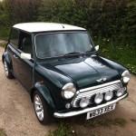 <b>2000 Mini Cooper Sport</b>