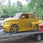 <b>World's ugliest customize car</b>