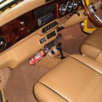 <b>Nice, unique and special customized Mini interior</b>