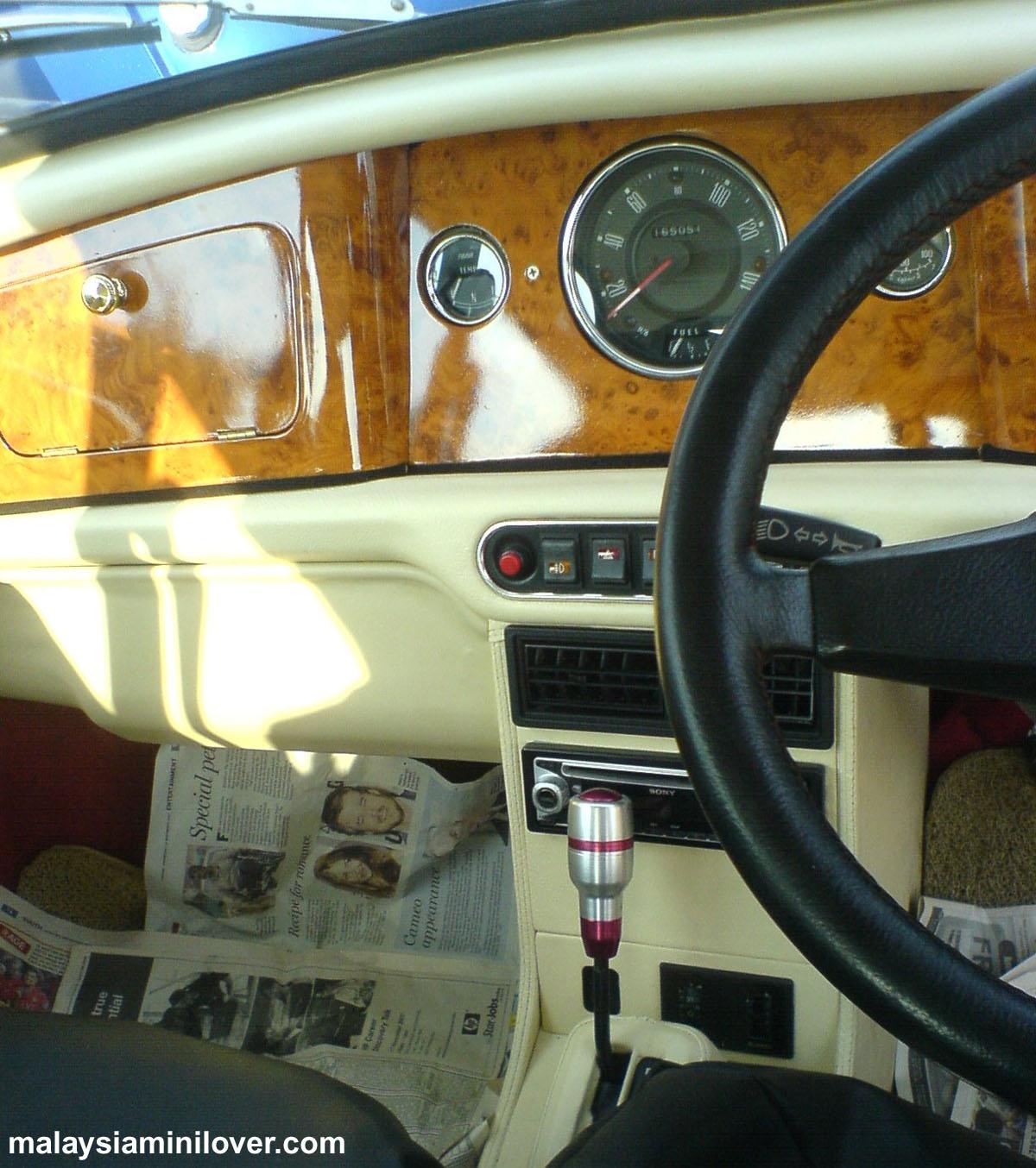 nice mini interior
