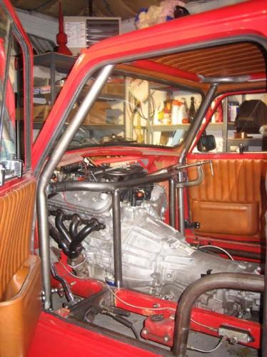 Austin Seven Van
