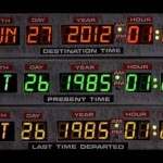 <b>Today is the day to see Back To The Future car!</b>