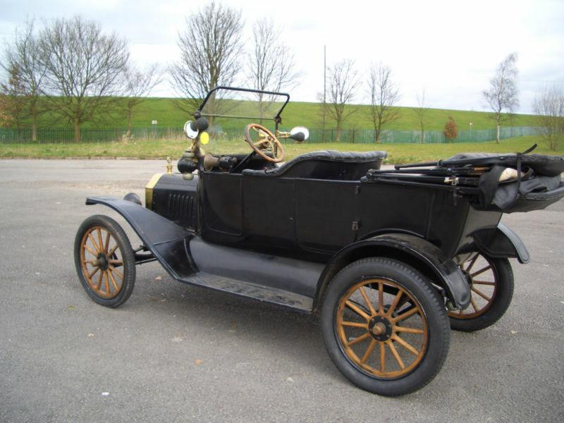 Ford Model T Tourer