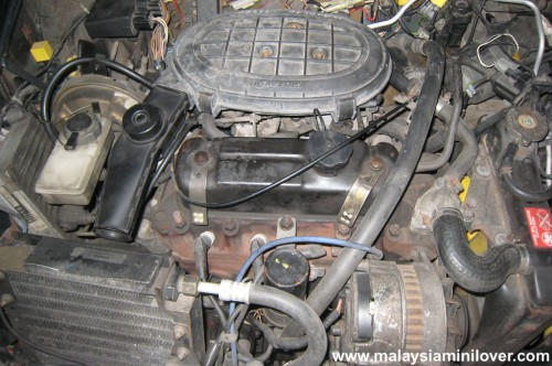 fuel injection engine