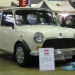 <b>A well-preserved 1991 Mini Mayfair up for sale</b>
