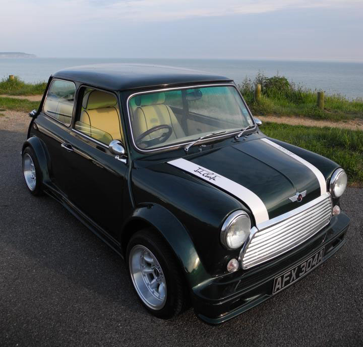 Nice Mini Cooper