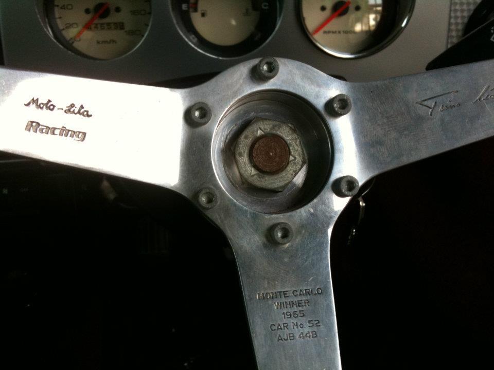 moto-lita steering