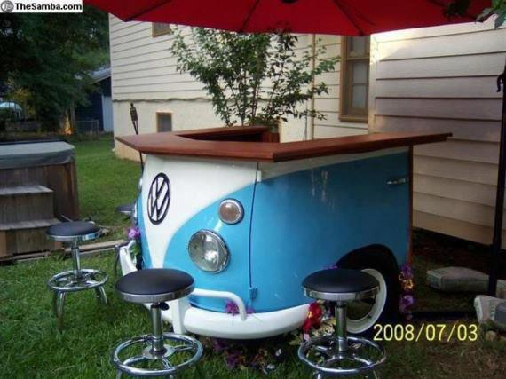 Volkswagen bar
