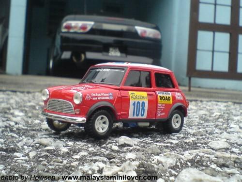 Mini Cooper diecast