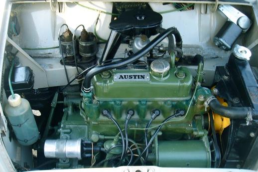 Austin Seven engine