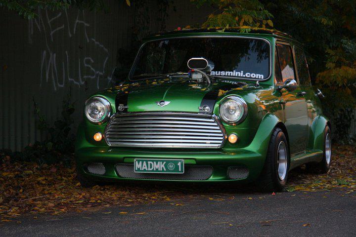 Cool Mini Cooper