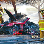 <b>Paul Walker dead at 40: Fast and Furious actor killed in a Porsche Carrera GT</b>