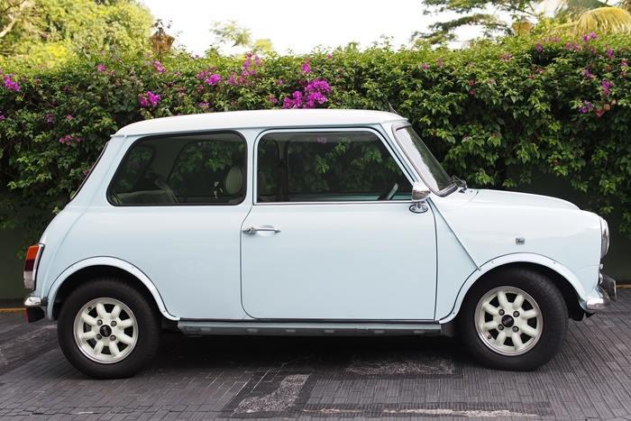 Rover Mini Mayfair
