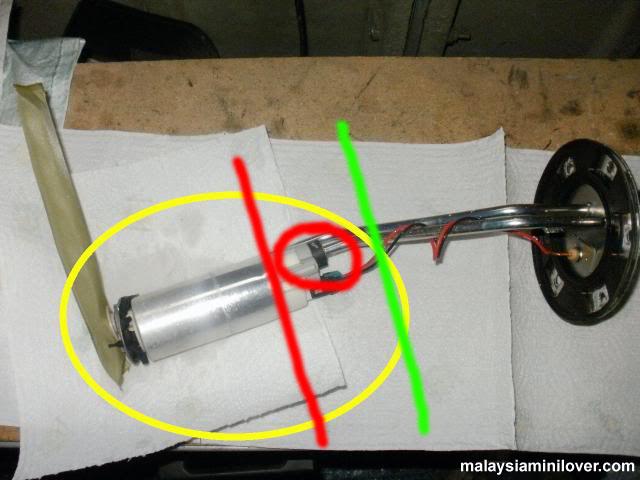 Mini Fuel Pump SPi injection