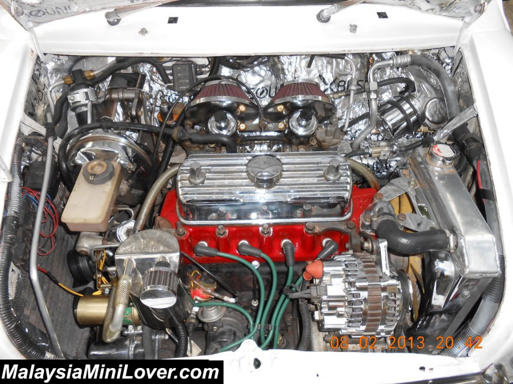 Mini Cooper engine 1300