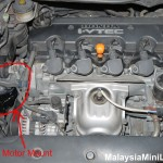 <b>Honda Civic Engine Vibrates in Parking Reverse Transmission</b>