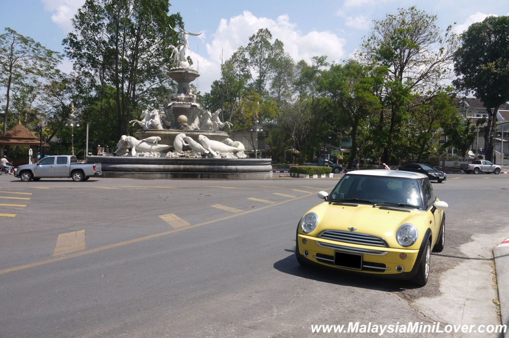 drive to Thailand