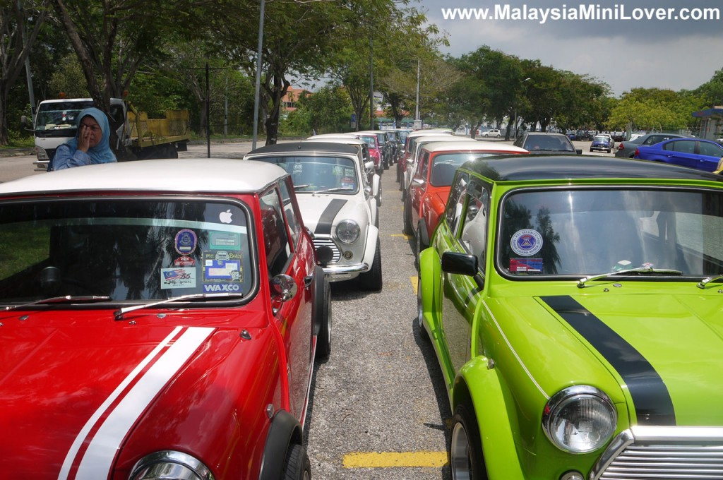 Mini Cooper Events