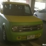 <b>A Customized Nissan Cube</b>