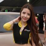 <b>Cute Asian Car Show Girls (Pictures)</b>