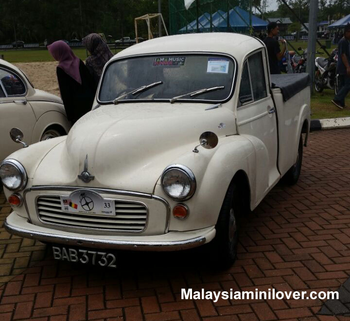Morris Minor Pickup