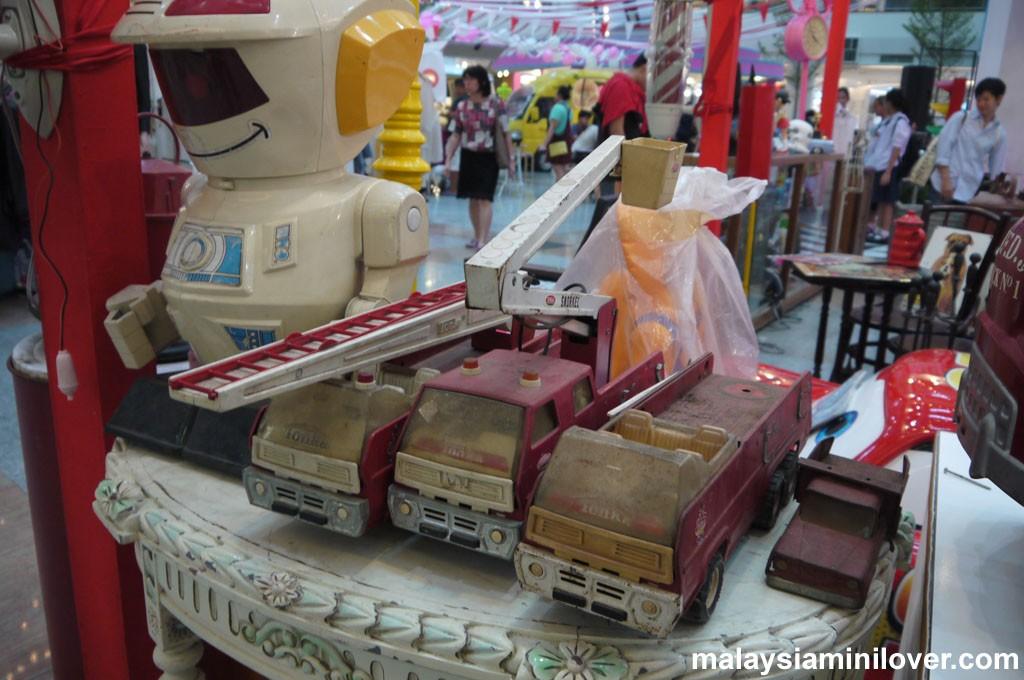 classic toy car