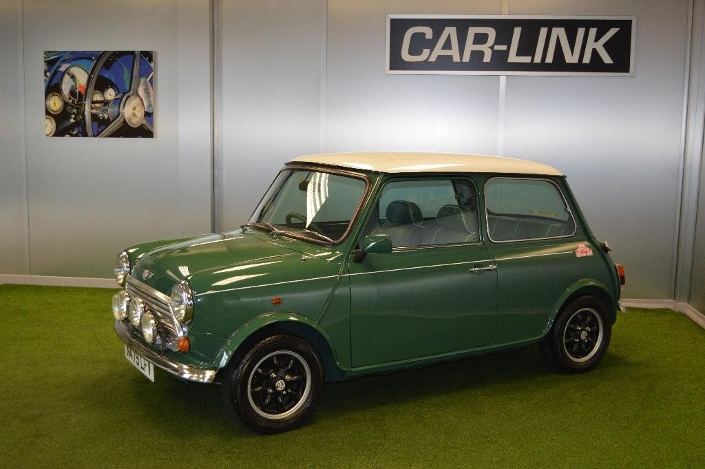 Mini Cooper 35 anniversary