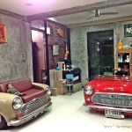 <b>Got a Classic Mini Cooper? Why Not Turn Into a Furniture?</b>