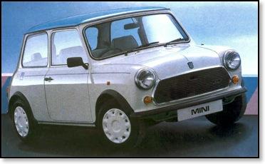1989 original Mini Sky