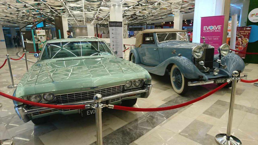 chevrolet impala rolls-royce phantom classic cars