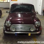 <b>A Beautiful 1999 Mini Cooper 40th Anniversary</b>