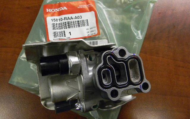 Honda Civic VTEC Solenoid Valve