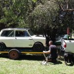 <b>MK1 Mini with Toyota 4AGE Engine</b>