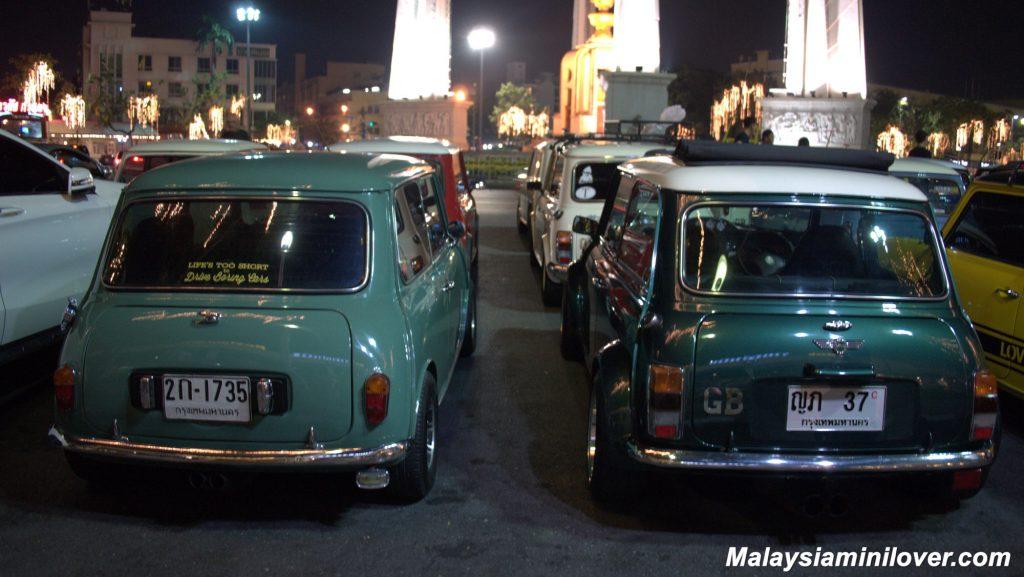 mini cooper thailand